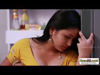 Dewar Romance With Hot Mamatha Indian Bhabhi In Home - teen99