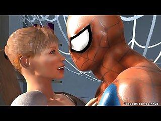 Spiderman fucks m j