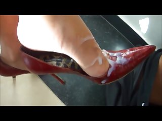 Cum on shoes heels compil loversheels pornhub
