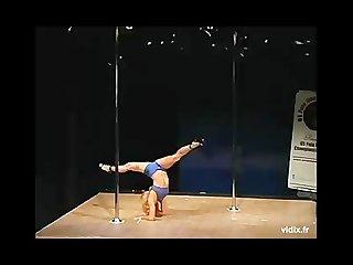 Pole dance championship