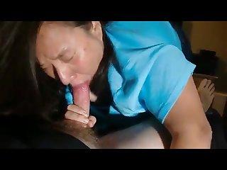 I got a blowjob form Asian Cougar 58