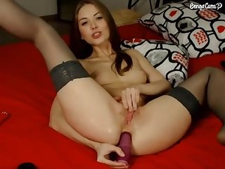 Young russian anal queen natasha