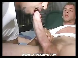Gay love deepthroat