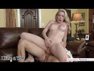 Courtney cummz fucks her friend S husband naughty America i have a wife