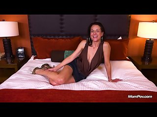 Free premium video 37 year old mom gets railed and takes a big facial