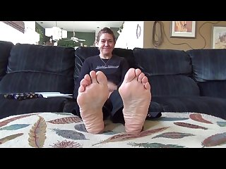 Mature bunion soles