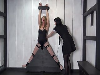 Electric bondage girls 1