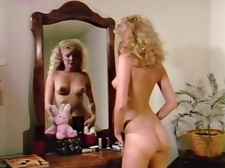 Shauna Grant three clips vintage blonde babe