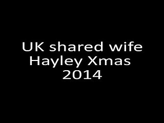 Uk shared wife hayley Xmas 2014