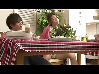 jav Japan tvshow step mom son