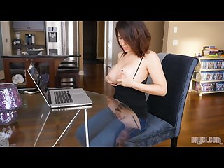 Bryci Gets Caught Masturbating (Creampie)