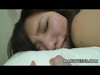 Kotomi yano spicy japanese teen girl getting deflowered