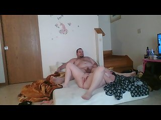Husband and wife first porno