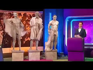 British tv show shows male nudity