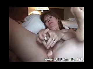 Milf sue 44 years getting several orgasms