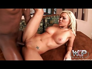 Wcp club blonde babe housewife threesome fuck