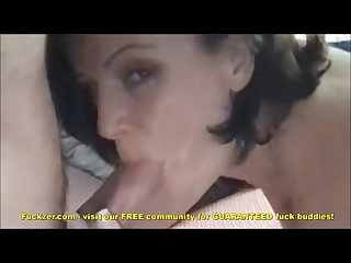 Hot real wife interracial threesome