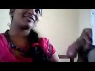 An indian teacher asked to give a handjob