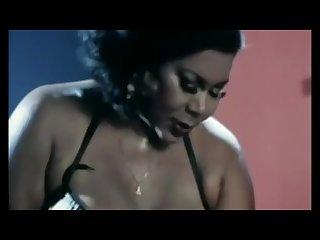 The dominant black Trans goddess whips her slaves into shape