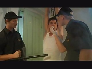 Prison boy fucked