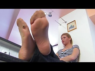 Nylon feet fj