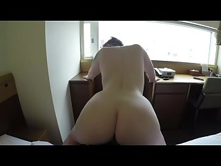 Holiday in Japan a Pawg in a love hotel