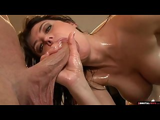 Brutalclips destroying eva karera s asshole