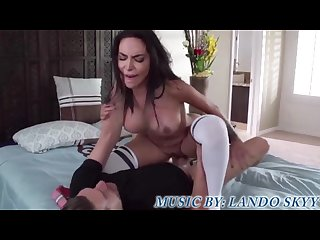 Burglars fuck kim kardashian then rob her ass anal style