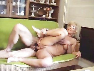 Grandma is at it again 1 scene 4