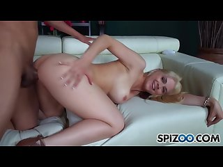 Spizoo sarah vandella is punished by a bbc big boobs bubble butt