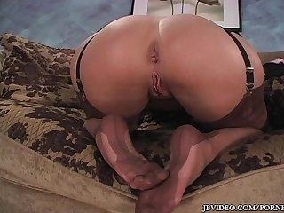 Sexy vintage pantyhose