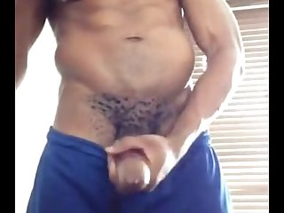 Black cock monster