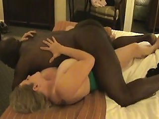 Black boy fucks my wife while i watch cuckold