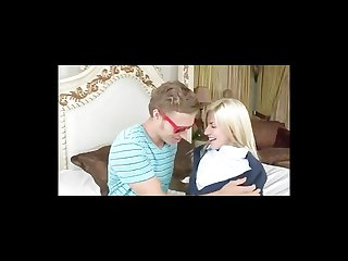 Super hot michael vegas hot kissing best ffm step mother says