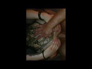 Teen crossdresser anal bareback gets creampie frizele