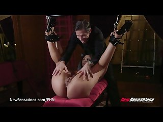 Abella danger gets roughed up