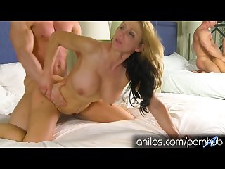 So you think you re man enough for gorgeous milf nikki sexx