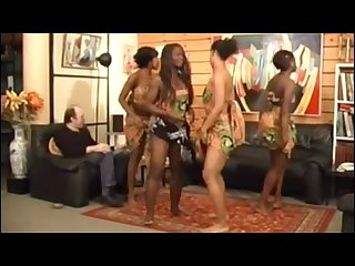 Africanal dancing by jean claude bauman 2004 french classic
