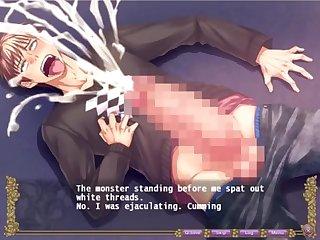 Yaoi hentai game explosion ahegao