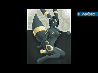 Pokemon hentai umbreon edition