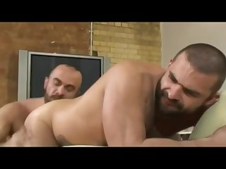 Hairy lebanese bottom