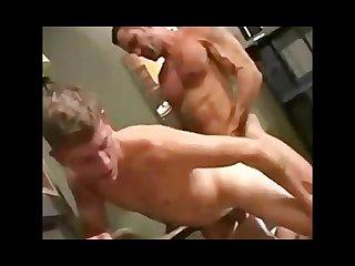 Dad fucks lad