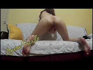 Step sister pillow humping in parents bed Laura fatalle