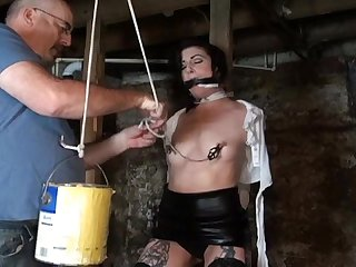 Nipple clamp predicament