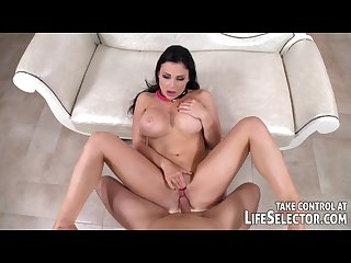 Try your sex fantasies in pov with different type of girls