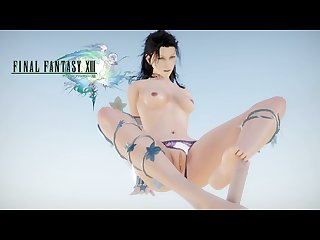 Final fantasy 13 fang hentai porn