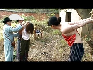 Chinese bondage 2 woman
