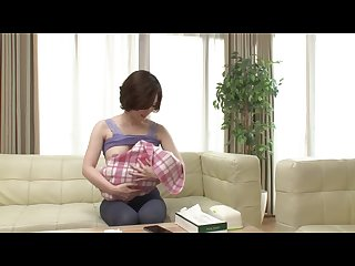 Honjou yuka ntrd 047 do you like a young mother with breast milk