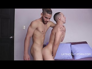 LATIN GAY SEX BAREBACK MUST WATCH DAGUY FUCKS GUS RAW