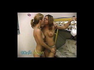 Alicia and Ashley sister suck